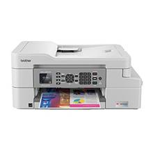 From USA Brother MFC-J805DW INKvestmentTank Color Inkjet All-in-One Printer wi