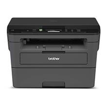 From USA Brother Compact Monochrome Laser Printer, HLL2390DW, Convenient Flatb