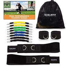 From USA XCELER8 Athletics DYNAMX Trainer Speed and Agility Training Resistanc