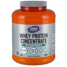 From USA NOW Sports Nutrition, Whey Protein Concentrate Powder, Unflavored, 5-