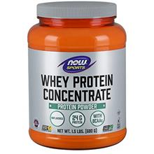From USA NOW Sports Nutrition, Whey Protein Concentrate, 24 G With BCAAs, Unfl