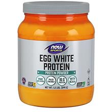 From USA NOW Sports Nutrition, Egg White Protein, 16 G With BCAAs, Unflavored