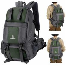 [LAST STOCK] 50L Hiking Backpack Waterproof Bag with Shoe Compartment for Clim