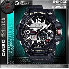 CASIO G-SHOCK GG-1000-1A / GG-1000-1 MUDMASTER WATCH 100% ORIGINAL