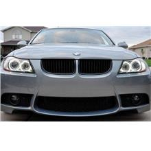 BMW E90 M3 Full Set Body Kit Front+Rear Bumper+Side Skirt [Fog Lamp]