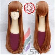 Cosplay hair wig brown L1/rambut palsu/ ready stock/ rambut palsu