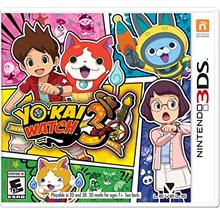 *Original* From USA YO-KAI WATCH 3 - Nintendo 3DS