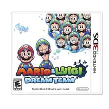 *Original* From USA Mario and Luigi: Dream Team Nintendo 3DS