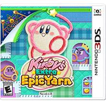 *Original* From USA Kirby's Extra Epic Yarn - Nintendo 3DS