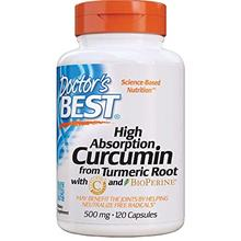 US. Doctor's Best DRB-00107 High Absorption Curcumin From Turmeric Root with C