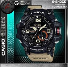 CASIO G-SHOCK GG-1000-1A5 / GG-1000 MUDMASTER WATCH 100% ORIGINAL