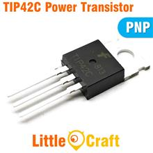 TIP42C PNP Power Transistor [TO-220]