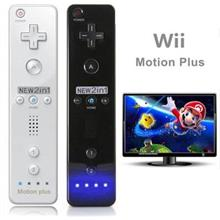 Wii Remote Control Built-in Motion Plus Feature