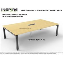 INS RUBICK 18 MEETING | CONFERENCE TABLE (MAPLE)