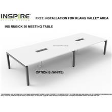 INS RUBICK 30 MEETING | CONFERENCE TABLE (WHITE)