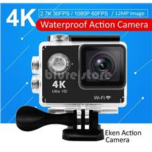 H9 H9R Eken Action Camera GoPro Wifi Sport Cam Ultra 4K HD