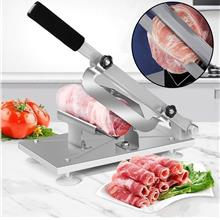 YSHolding Stainless Steel Manual Meat Chopper Slicer
