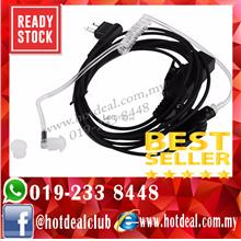 Ptt handfree acoustic icom high quality