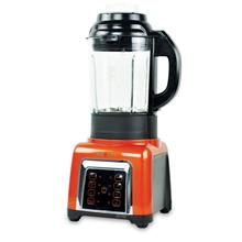 Hetch Multifunctional Blender (8-in-1 Function|Glass Jug) + Soup Maker Orange )
