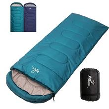 Camping Sleeping Bag, Waterproof Envelope Lightweight Portable Sleeping Bags G