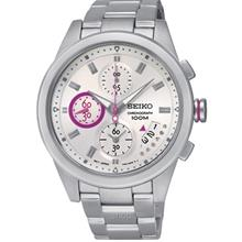Seiko SNDW61P1 Ladies Criteria Chronograph Watch