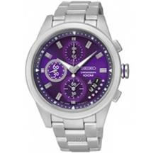 Seiko SNDW71P1 Ladies Criteria Chronograph Watch