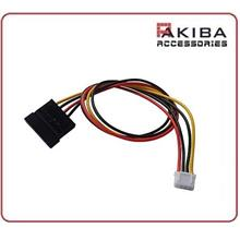 P2.54 Small 4p to 15p HDD SATA Power Cable Industrial All-in-1 PC (Typ