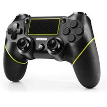 US. Diswoe PS4 Controller, Wireless Controller for Playstation 4/Pro/Slim/PC,