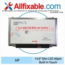 "HP 14-N 14-N209EJ N055SA 14-B 14-B109WM B151RU 14"" Slim LED LCD Screen"