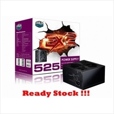 Cooler Master Coolermaster Power Supply Extreme Ex2 525Watt Ready