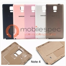 SAMSUNG GALAXY NOTE 4 N910 BATTERY BACK COVER HOUSING CASE