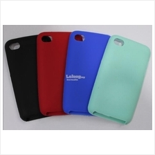 iPod Touch 4 touch4 casing back cover tpu soft case