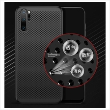 Huawei P30 P30pro Nova 4e casing mesh net heat dissipation design case
