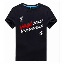 Liverpool Virgil van Dijk VirgilVally Unbeatable Tshirt