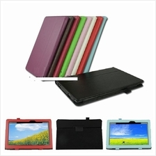 ASUS Transformer Book T100TA T100 casing flip cover pu leather case