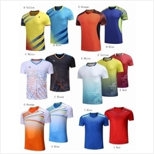 Badminton Pingpong table tennis sports jersey shirt light weight 19 de