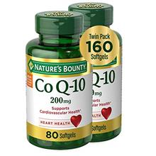 US. CoQ10 by Nature's Bounty, Dietary Supplement, Supports Heart Health, 200mg