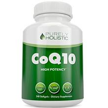 US. CoQ10 240 SoftGels 100% Money Back Guarantee High Absorption Coenzyme Q10
