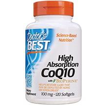US. Doctor's Best High Absorption CoQ10 with BioPerine, Gluten Free, Naturally