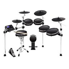 From USA Alesis DM10 MKII Pro Kit | Ten-Piece Electronic Drum Kit with Mesh He