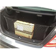 From USA Envelope Trunk Cargo Net for Mercedes Benz Coupe Sedan C250 C300 C350