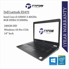 Dell Latitude E5470 i5 Laptop (Refurbished)