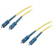 3m SM 9/125 DX Fiber Patch Cable SC-SC