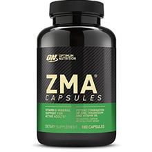 US. Optimum Nutrition ZMA, Zinc for Immune Support, Muscle Recovery and Endura