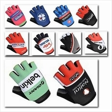 2014 Half Finger Cycling Glove - 2 ( 10 Design to Choose )