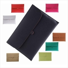 "Leather Case Pouch for Macbook Air 11.6"" 13.3"" Macbook Pro 13.3"""
