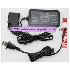 Compatible AC Adapter EH-5+EP-5A battery EN-EL14 for Nikon D3100 P7800