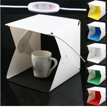 *40CM 6 COLOR WITH ADJUSTABLE LIGHT CONTROL PHOTO STUDIO LIGHT BOX