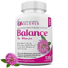 US. Hormone Balance  & Menopause Relief for Women | 120 Capsules 2 Months of H