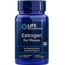 US. Life Extension Estrogen for Women for Healthy Female Hormone Support 30 Ve